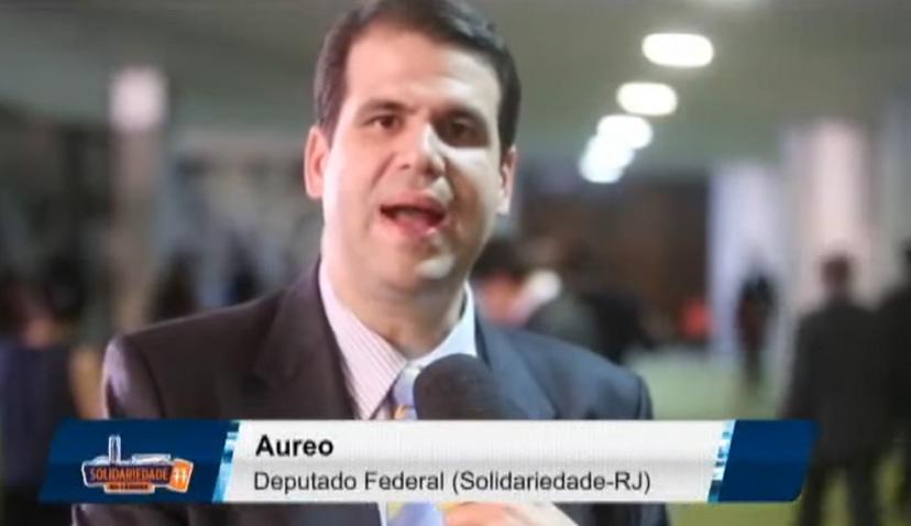 Aureo quer mudança da data de pagamento do FGTS para as empresas