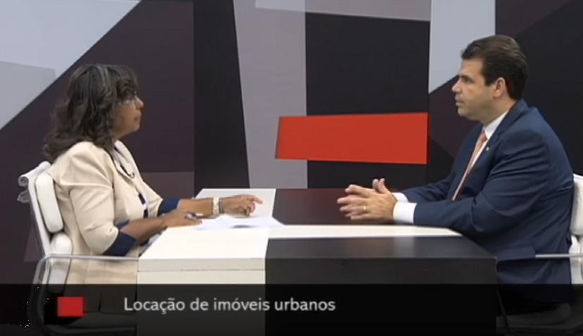Em entrevista ao Palavra Aberta, Aureo fala sobre 12 aluguéis por ano