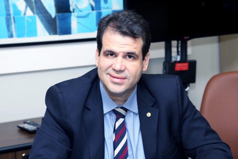Aureo é eleito líder do Solidariedade na Câmara dos Deputados
