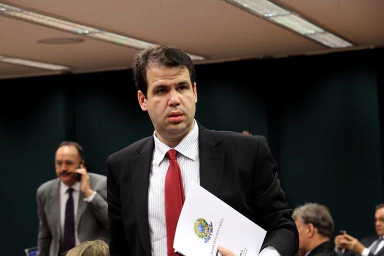 Aureo é relator de projeto de lei que trata das carreiras dos servidores do Ministério Público da União