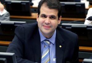 Deputado Aureo na Câmara dos Deputados