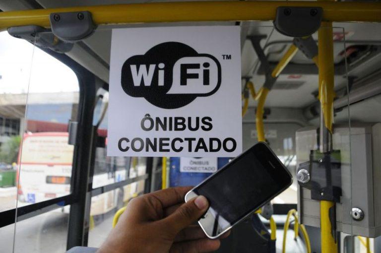 Aureo quer fornecimento de acesso sem fio à internet em transporte público de passageiros