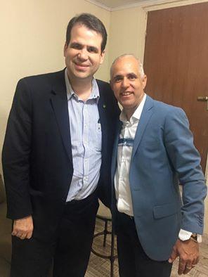 Por sugestão de Aureo, Pastor Claudio Duarte estará na Câmara dos Deputados para discutir estatuto da família