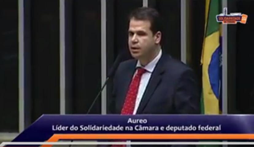 Aureo defende as entidades filantrópicas em Plenário