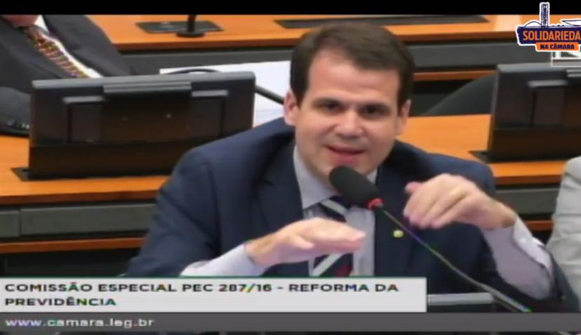 Aureo diz que a Reforma da Previdência não pode prejudicar as filantrópicas