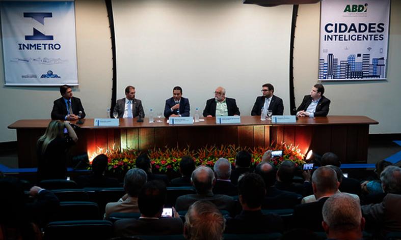 Aureo participa do lançamento do primeiro laboratório de cidade inteligente do Brasil