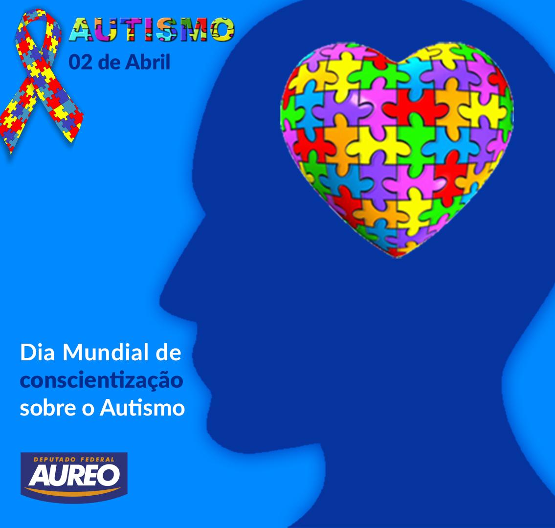 Dia Mundial de conscientização sobre o Autismo