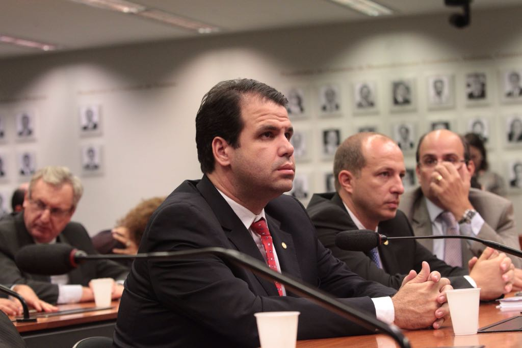 Reunião da Bancada do Rio de Janeiro