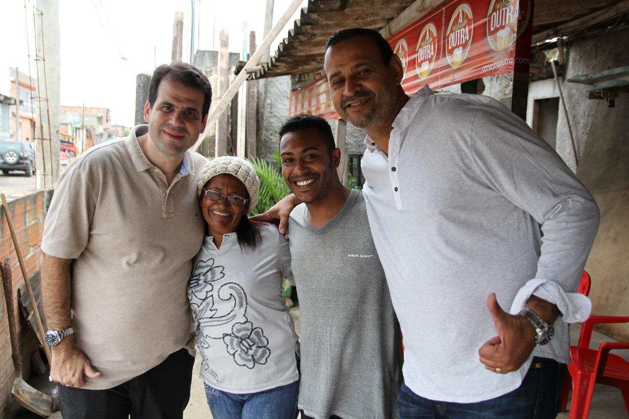Aureo no bairro São Bento, em Duque de Caxias