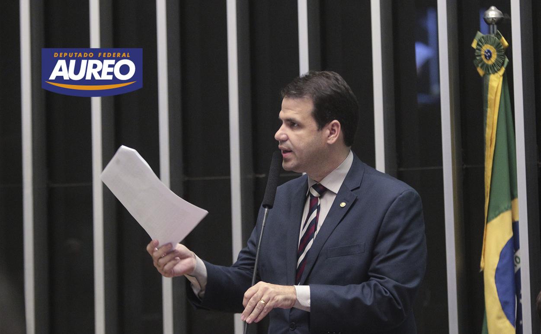 Aureo quer discutir em audiência pública impasse entre Tv´s por assinatura e emissoras de TV aberta