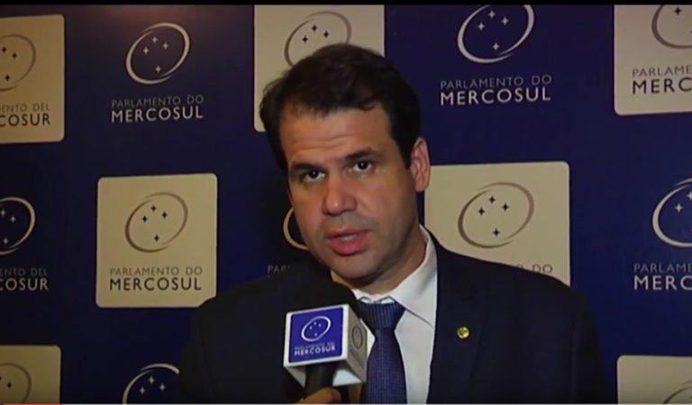 Parlamentar Aureo: a integração favorece não somente o comércio, como também as políticas públicas do MERCOSUL