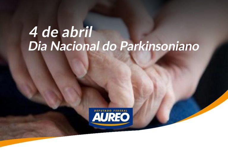 Dia Nacional do Parkinsoniano