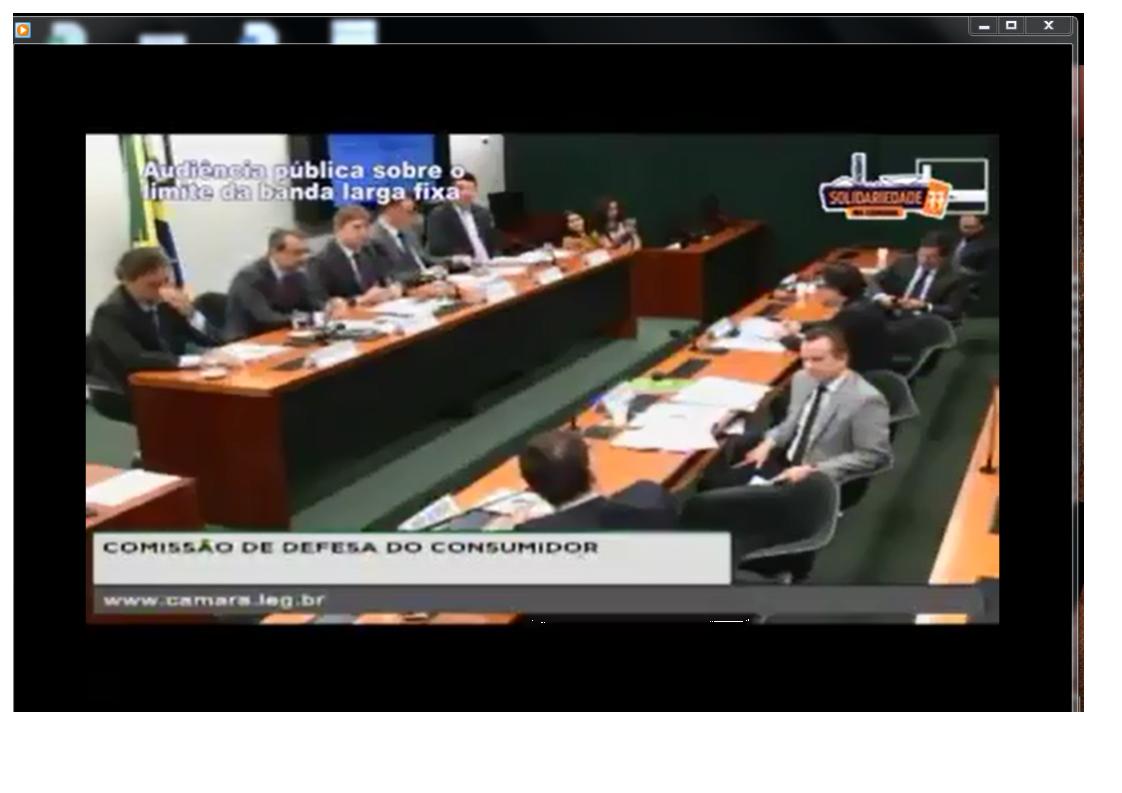Limite da banda larga fixa discutida na Comissão de Defesa do Consumidor