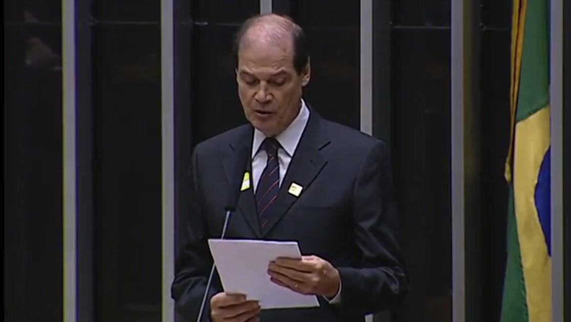 Valdecir Barreros, presidente do CONSAD.