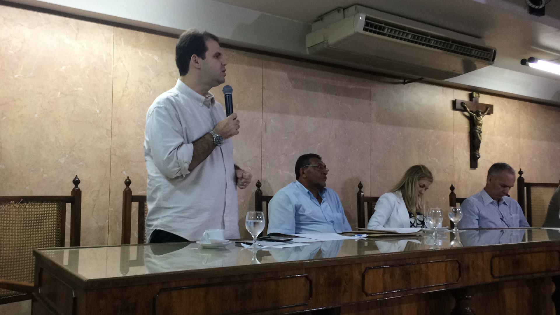 Aureo participa de Audiência Pública na Câmara Municipal de Duque de Caxias
