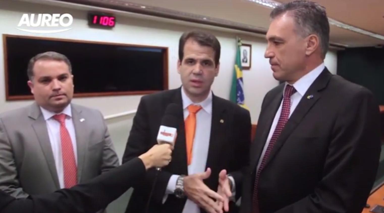 Aureo consegue permanência de agência dos Correios Duas Barras -RJ