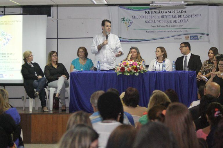 Read more about the article Reunião ampliada da XIII Conferência Municipal de Assistência Social de Duque de Caxias