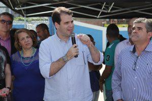Deputado Aureo liberou quase R$ 1 milhão para saúde