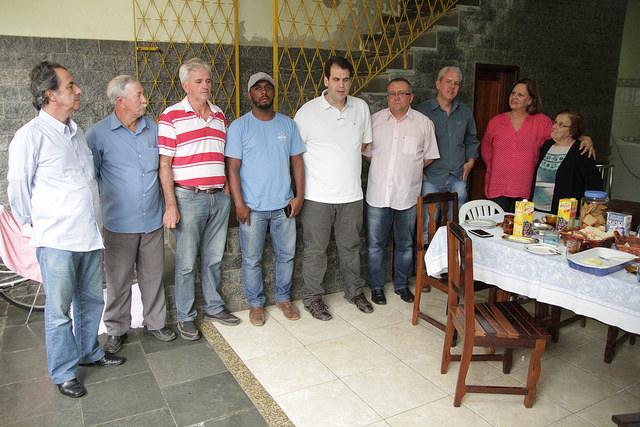 Aureo participa de convenção do Solidariedade no município de Macuco
