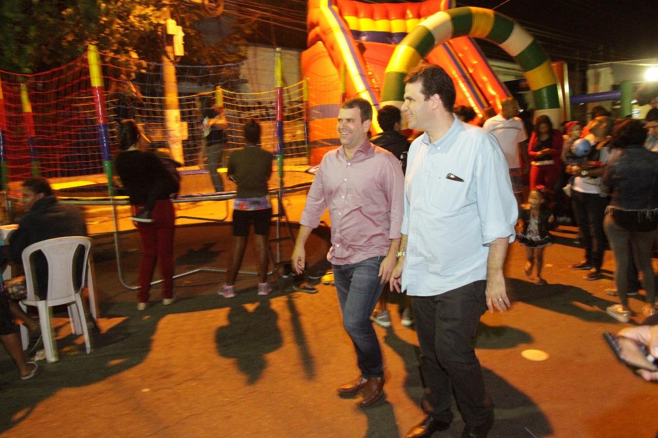 Aureo participa da Festa do Milho – Igreja Batista Missionária Betel Duque de Caxias