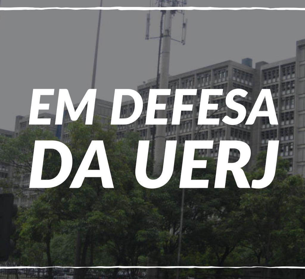 Em defesa da UERJ