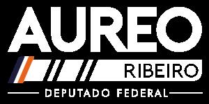 Logo Aureo Ribeiro Branco