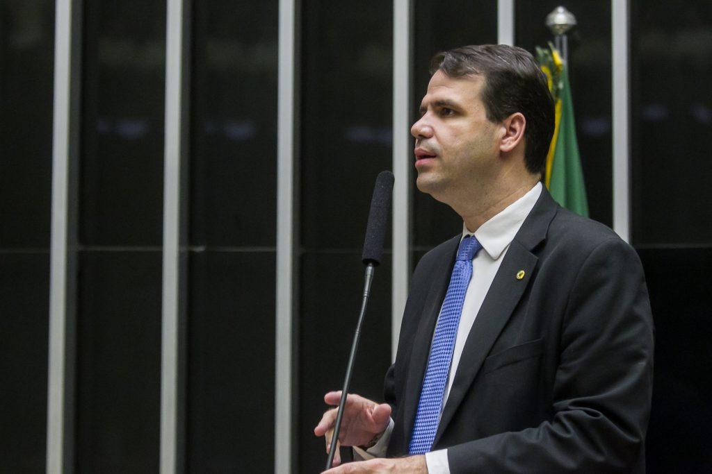 Deputado Aureo Ribeiro defende a geração de emprego e renda para as pessoas. (Foto: Jeremias Alves/ Solidariedade)