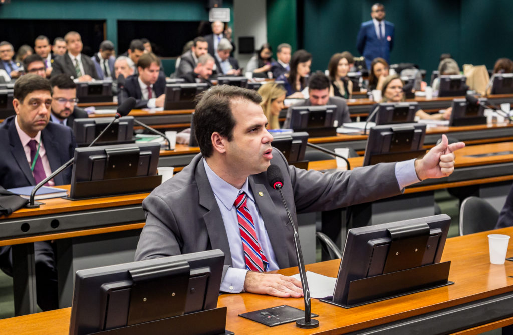Deputado Federal defende em seu mandato a defesa da vida e da família. Foto: Solidariedade na Câmara.