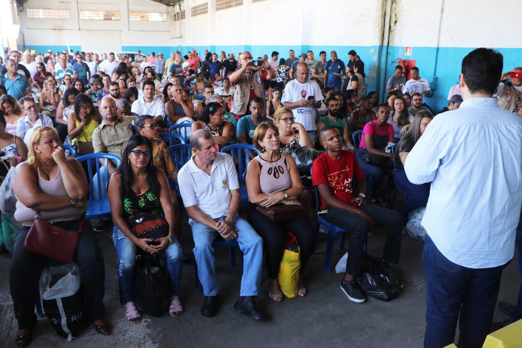 Deputado Aureo Ribeiro falou da importância de cada pessoa fazer o seu papel no combate à dengue