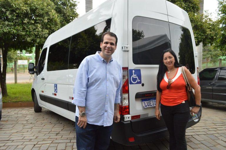 Read more about the article Pádua recebe equipamentos para saúde