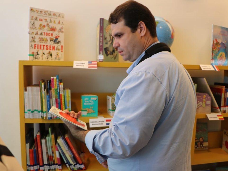 Cultura: Reabertura Biblioteca Infantil