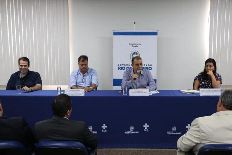 Convênios assinados para a Saúde do Rio