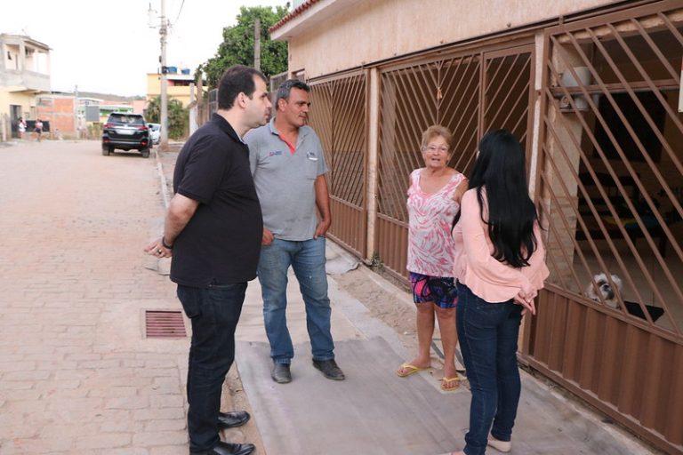 Read more about the article Pavimentação de rua em Santo Antônio de Pádua