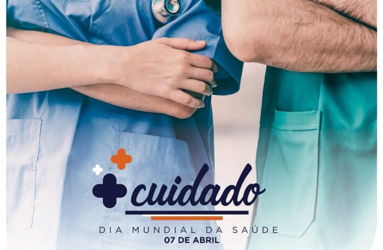 Read more about the article Valorização dos profissionais de saúde