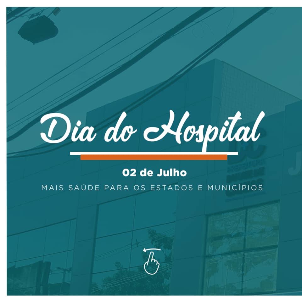 Dia do Hospital: saúde é investimento