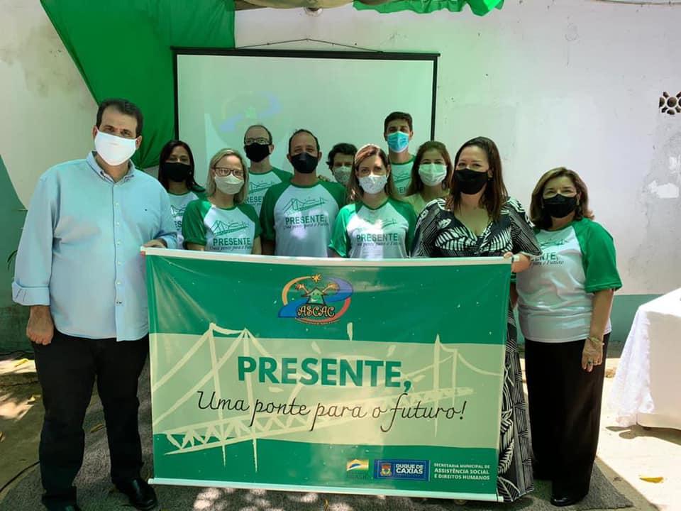 Recurso federal para o Projeto ASCAC, em Caxias