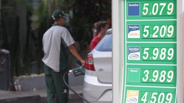 Como o aumento do preço da gasolina influencia na sua vida