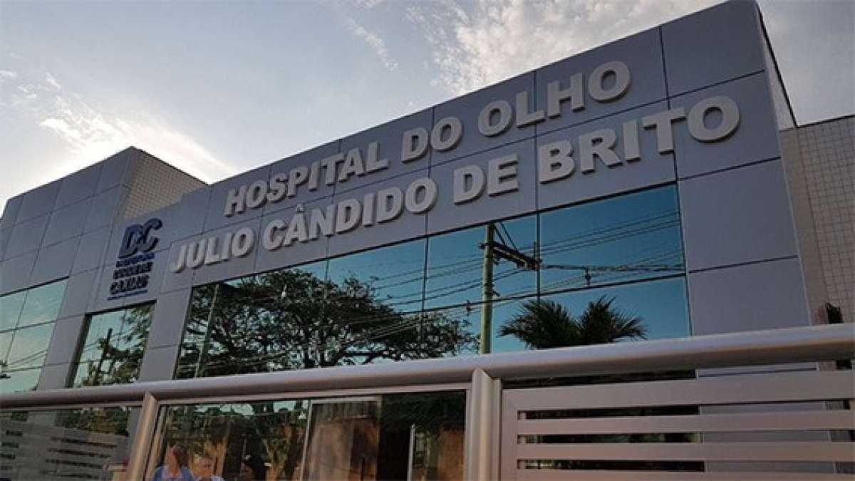 Investimento para Hospital do Olho, em Caxias