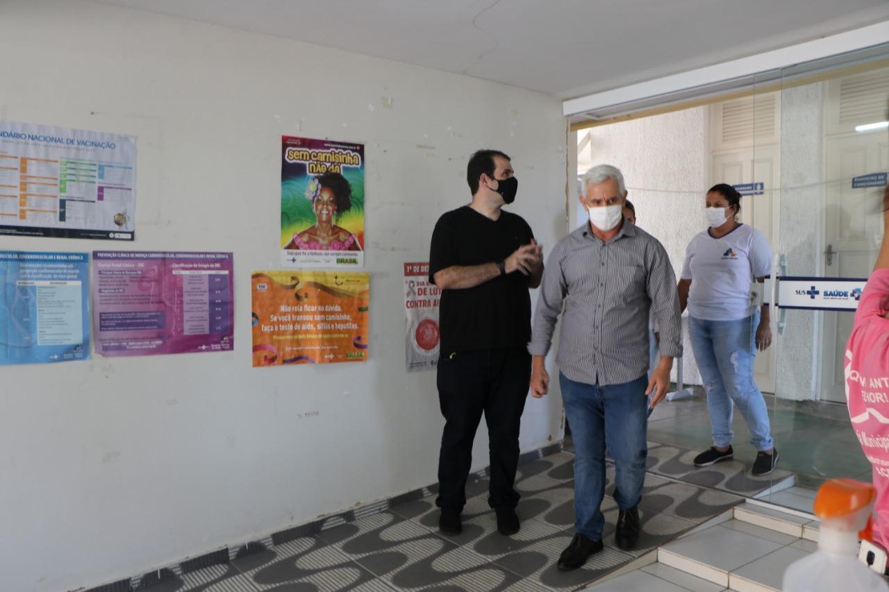 Read more about the article Investimentos para a saúde pública de Miracema